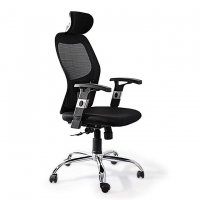 UTAS Furniture Back Adjustable Gaming Mesh Chair Utas08