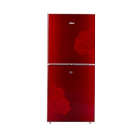 ViGO Blooming Flower Refrigerator Vig 205 G Red Blooming Flower