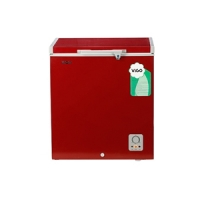Vigo Chest Freezer Vig 145 Red