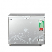 Vigo Chest Freezer Vig 208 Silver