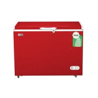 Vigo Chest Freezer Vig 258 Red