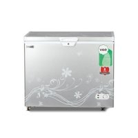 Vigo Chest Freezer Vig 258 Silver