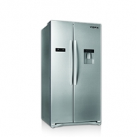 Vision Side By Side Door Refrigerator SHR-556