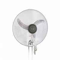 Vision Wall Fan 18X Knife Gray 94705