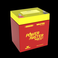Walton Battery Small Size Power Master WB1245