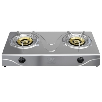 Walton Double Gas Burner WGS-DSB1 (LPG)