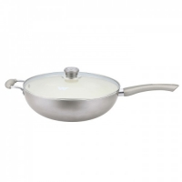 Walton Fry pan WCW-W2801 with Glass Lid