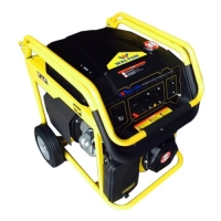 Walton Gasoline Generator Power Craft 8000E (7.0 KE)