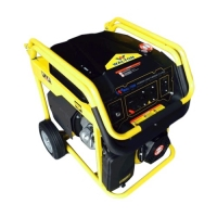 Walton Gasoline Generator Power Craft 8000E (7.5 KE)