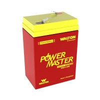 Walton Small Size Battery  Power Master WB6450C