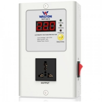 Walton Voltage Stabilizer & IPS WVP-SG15 (Automatic Voltage Protector)