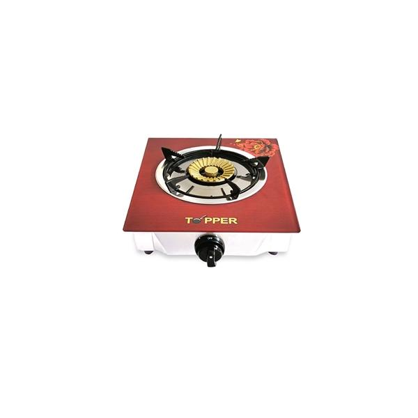 Topper Single GLS Auto Gas Stove LPG GLS-101