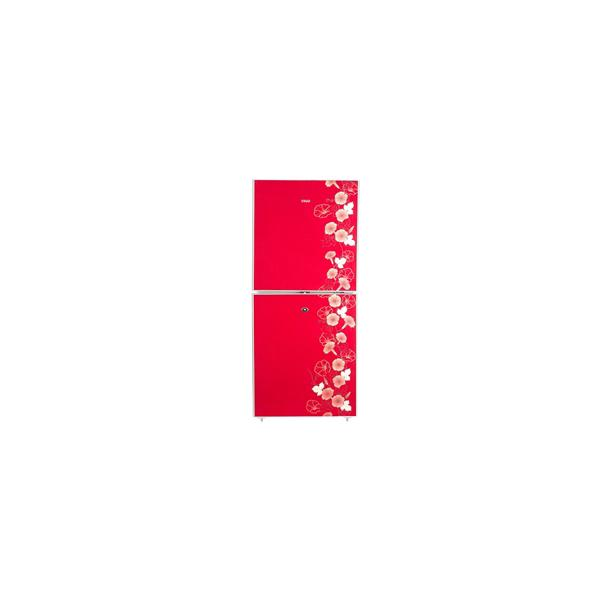 Vigo Flower Refrigerator Vig 205G Red Flower