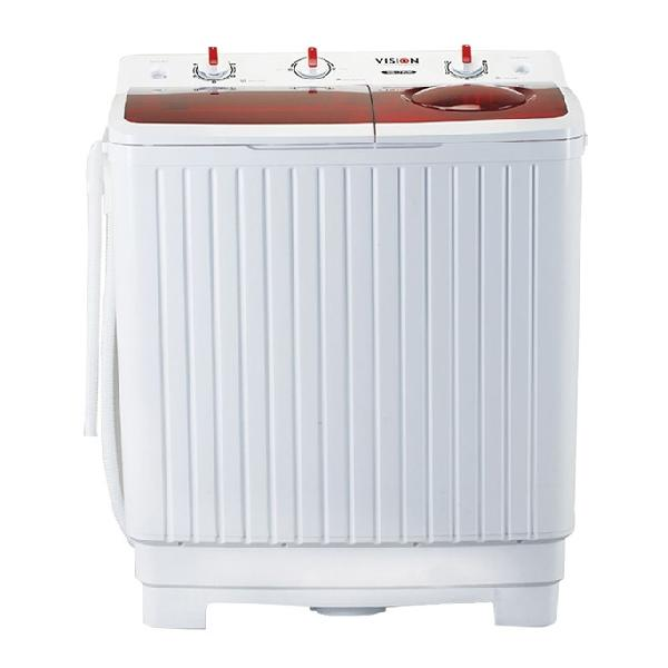 Vision Twin Tub Washing Machine TWT7O-P61 28S