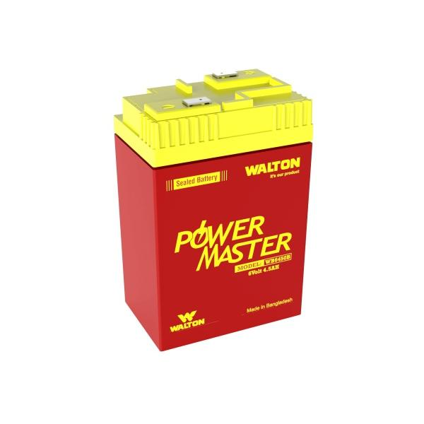 Walton Small Size Battery Power Master WB6450B