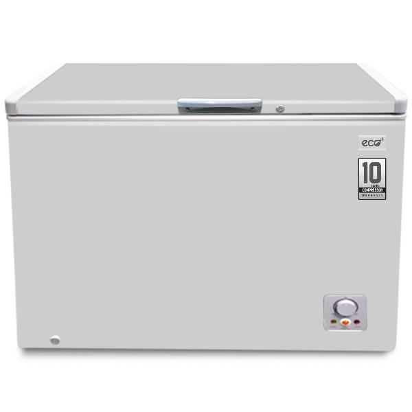 ECO+ 142 LITER FREEZER GRAY