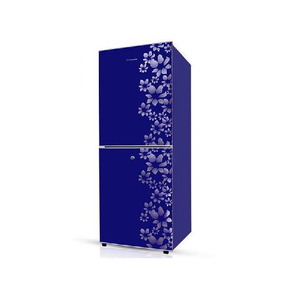Jamuna Refrigerator CT20-UES626300 Glossy Shining Blue Flower