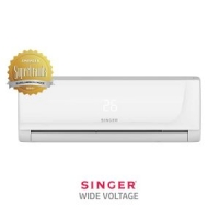 Air Conditioner 1.5 TON Singer Wide Voltage  SRAC-SAS184L78WVMGA