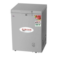 Chest Freezer 116 Ltr Singer SRREF-SINGER-BD-116-GL-GY