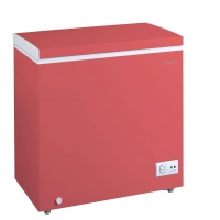 Conion Deep Freezer BEK-130JMM (Maroon)