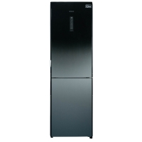 Hitachi Stylish Bottom Freezer R-BG410P6PBX