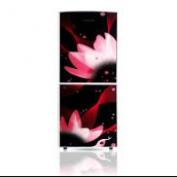Jamuna Refrigerator JE-220L - CD Red Water Lily