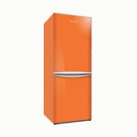 Jamuna Refrigerator JR-UES626300 VCM Orange
