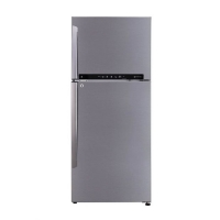 LG Non Frost Refrigerator 2B432HLHN Shiny Steel