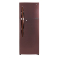 LG Non Frost Refrigerator OMEGA3 GL-C322RVBB AS