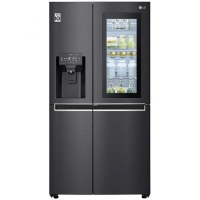 LG Side By Side Refrigerator GS-X6010MC.AMCQESL