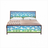 Regal Metal Bed BDH-222-2-1-02-Cosmos