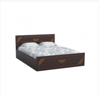Regal Wooden Bed BDH-143-1-1-20D