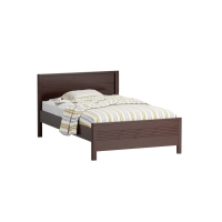 Regal Wooden Bed BDH-354-3-1-20(Single)