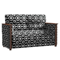 Regal Wooden Sofa  SDC-307-3-2-00