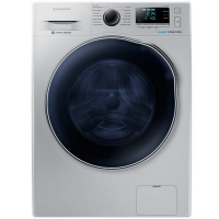 Samsung Front Loading Washer Dryer with Eco-Bubble - WD80J6410AS