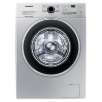 Samsung Front Loading Washing Machine with Eco-Bubble WW80J4213GS/TL