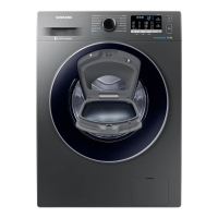 Samsung Front Loading Washing Machine WW90K54E0UX/TL