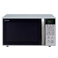 Sharp Double Grill Convection Microwave Oven R-898C-S.