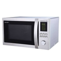 Sharp Double Grill Convection Microwave Oven R-92A0-ST-V.