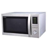 Sharp Double Grill Convection Microwave Oven R-94A0-ST-V.