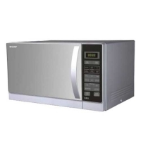 Sharp Grill Microwave Oven R-72A1-SM-V.