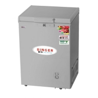Singer Chest Freezer BD-116-GL-GY
