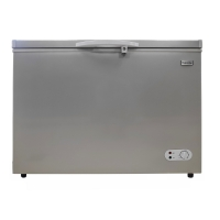 Transtec Chest Freezer TFK-262