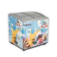 Vision Ice Cream Freezer VIS - 213 L