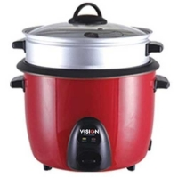 Vision Open Type Rice Cooker 2.2 Ltr