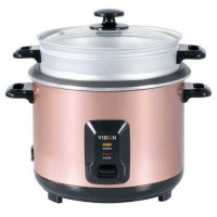 Vision Rice Cooker Standard 1.8 Ltr Pink Rice Cooker