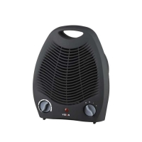 Vision Room Heater Easy Black