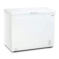 Whirlpool Chest Freezer CFW-200