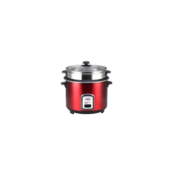 Vision Rice Cooker REL-40-06 SS