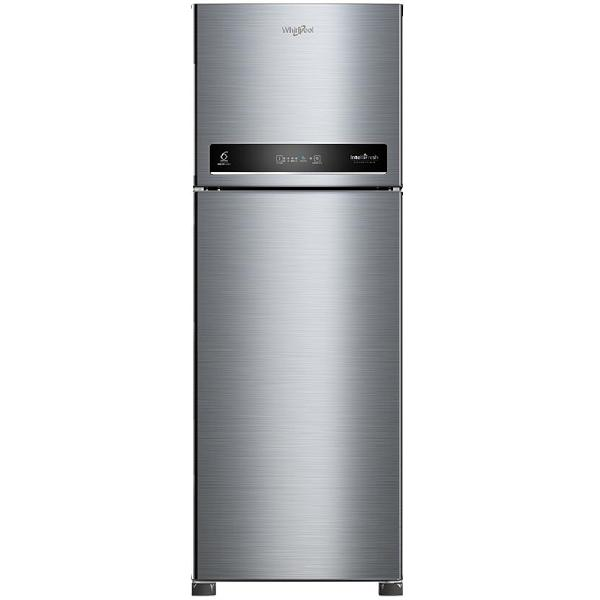 Whirlpool Two Door Frost Free Refrigerator IF INV CNV 375 ELT